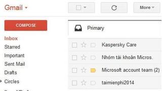 Hướng dẫn khôi phục email đã xóa trong Gmail nhanh nhất
