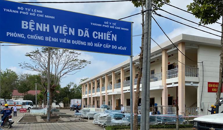 5 bệnh nhân Covid-19 đang điều trị tại TP.Hồ Chí Minh hiện giờ ra sao?