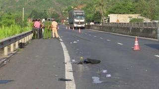 Tin tức tai nạn giao thông ngày 20/5: Va chạm với xe tải, 1 người tử vong