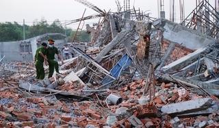 Tin mới vụ sập công trình xây dựng khiến 10 người tử vong