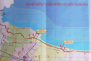Thanh Hóa xây dựng 2 đoạn đường bộ ven biển 3.400 tỷ đồng