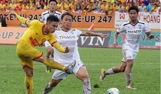 Trọng tài số 1 bóng đá Việt Nam bắt trận HAGL gặp Nam Định