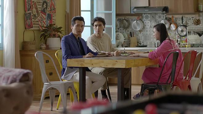 'Nhà trọ Balanha' tập 28: Nhân hạnh phúc với tình yêu mới, Bách - Nhiên chia tay vì Kim?
