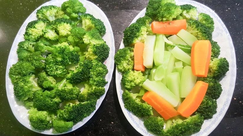6 loại thực phẩm xanh giúp bạn đánh bay mỡ bụng hiệu quả