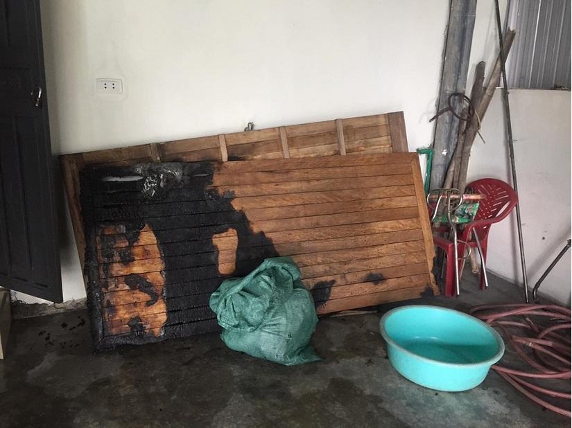 Bốn người bỏng nặng vì ngon lửa từ điều hòa phòng ngủ giữa đêm