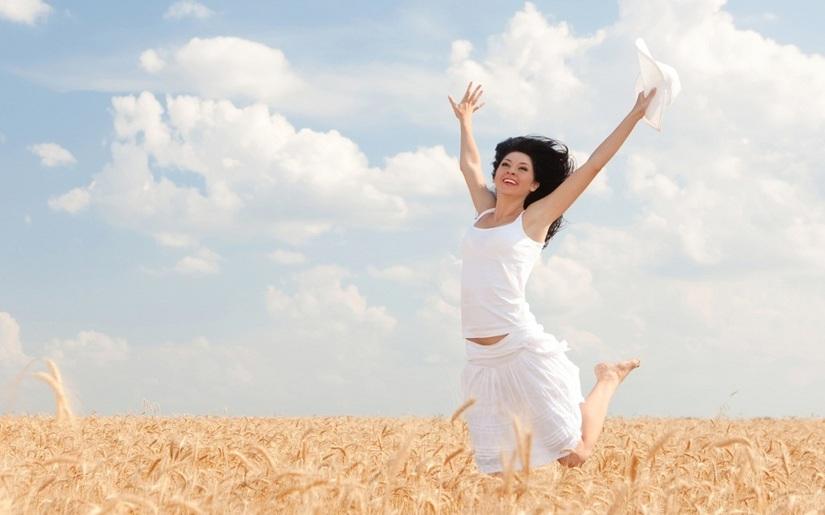 Những dấu hiệu chứng tỏ một phụ nữ có sức khỏe tốt