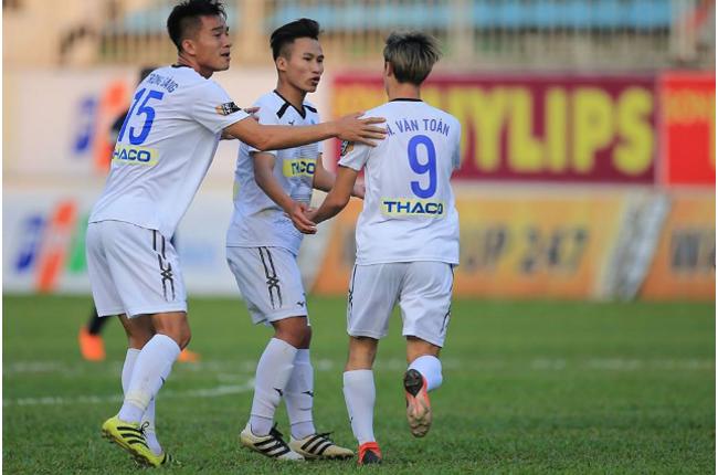CLB HAGL đón loạt tin vui trước trận làm khách của DNH Nam Định