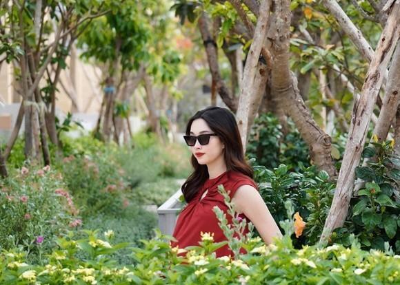 Hoa hậu Đặng Thu Thảo sinh hạ quý tử cho chồng đại gia