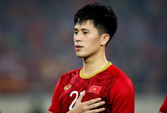 Trần Đình Trọng hy vọng sớm được trở lại thi đấu