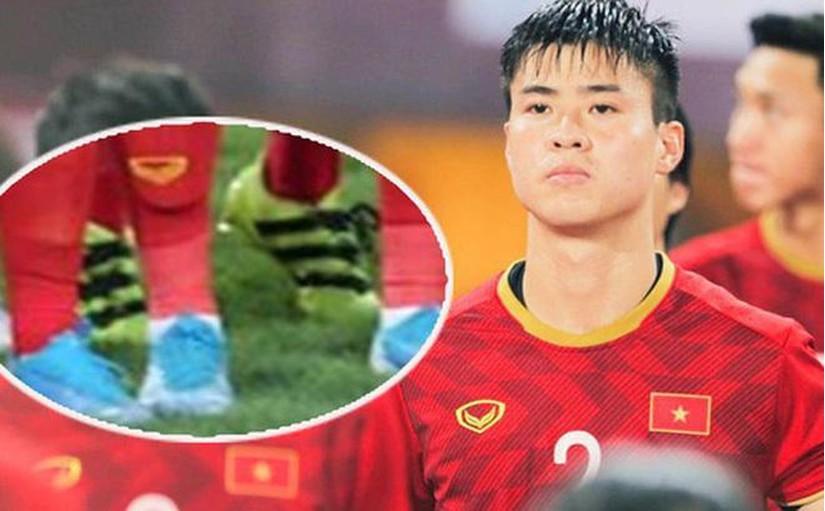 Duy Mạnh vắng mặt ở AFF Cup và Vòng loại World Cup 2020