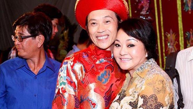 Hai người phụ nữ khiến danh hài Hoài Linh luôn ngưỡng mộ, kính nể trong showbiz