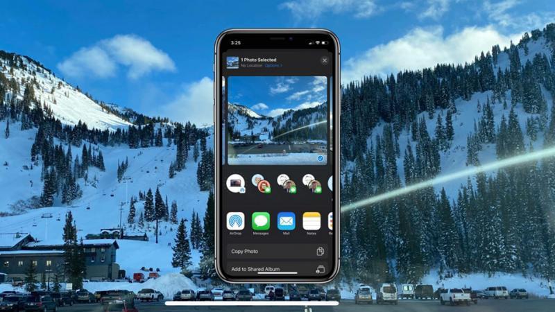Cách gỡ bỏ thông tin vị trí trước khi chia sẻ ảnh trên iOS nhanh nhất