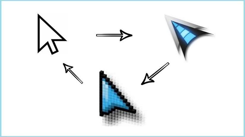 Cách thay đổi màu sắc, hình dạng con trỏ chuột trên máy tính cực đơn giản