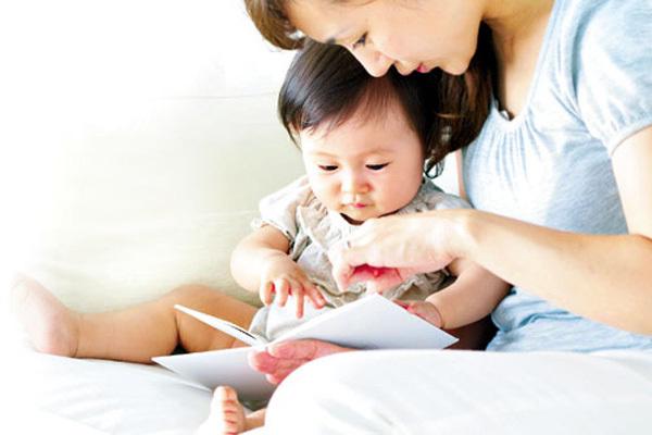 Ba mẹ dạy con thông minh bằng những điều đơn giản hàng ngày