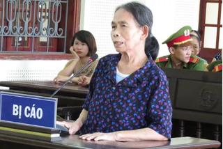 Bà nội sát hại cháu ruột vì giận con trai vòng vo chối tội ở tòa