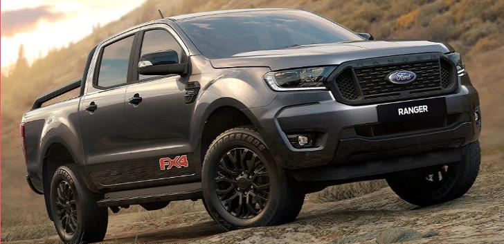 Ford Ranger FX4 2020 sắp ra mắt có gì đặc biệt