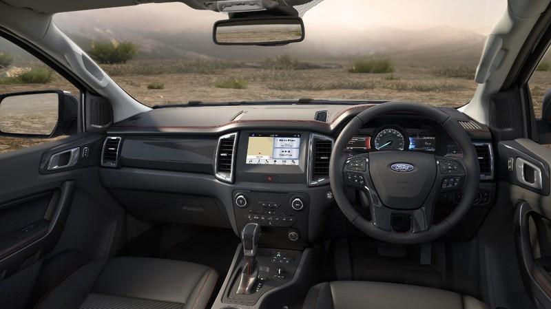 Ford Ranger FX4 2020 sắp ra mắt có gì đặc biệt2