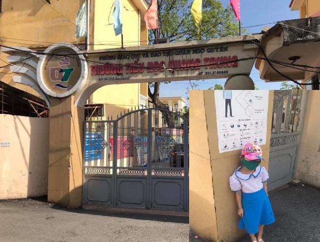 Yêu cầu mở cổng trường cho học sinh không bán trú