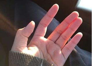 Đọc rõ tính cách từng người qua chiều dài ngón tay cái và ngón tay trỏ