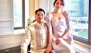 Linh Rin và Phillip Nguyễn bên nhau tình tứ sau rạn nứt tình cảm