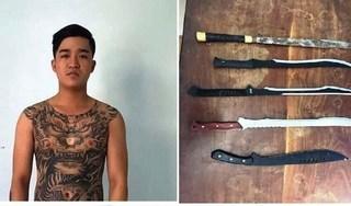 Bắt tạm giam 7 đối tượng trong vụ giết người ở bar Cavalli