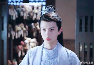 Rộ thông tin Nhậm Gia Luân là nam chính trong phim cổ trang đam mỹ 'Sát Phá Lang'