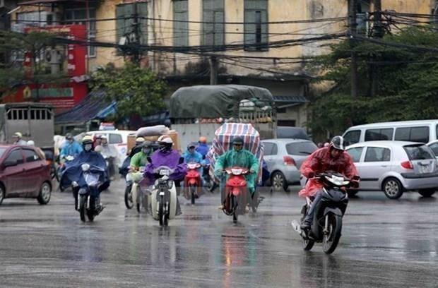 Tin tức thời tiết ngày 24/5/2020, Bắc Bộ và Nam Bộ có mưa trên diện rộng