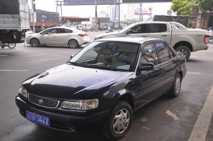 Thái Bình sử dụng 4 xe ô tô biển số 80 chưa phù hợp quy định