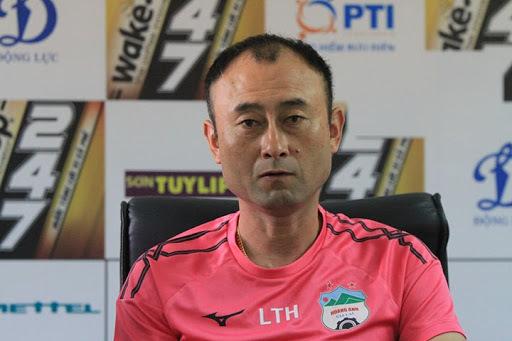 HLV Lee Tae-hoon không nhận trách nhiệm sau trận thua của HAGL