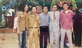 Nhã Phương chia sẻ hình ảnh ông xã Trường Giang 20 năm về trước khiến fan không nhận ra