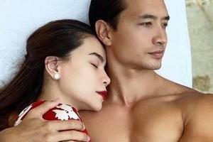 Rộ tin đồn Hồ Ngọc Hà đang mang song thai với Kim Lý