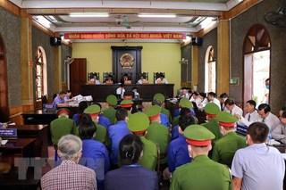 Bị cáo nhận tiền tỉ để nâng điểm thi ở Sơn La bị đề nghị 23-25 năm tù