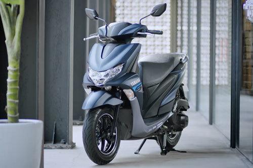 Yamaha FreeGo 2020 giá từ 32,99 triệu đồng có gì đặc biệt