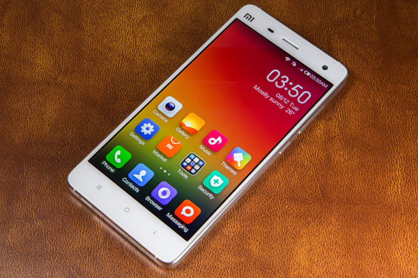 Cách xử lý khi điện thoại Xiaomi Mi 4 loạn cảm ứng nhanh chóng nhất