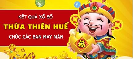 XSHUE 26/10 - Kết quả xổ số Thừa Thiên Huế thứ 2 ngày 26/10/2020