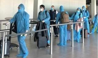 Hơn 300 người từ Châu Âu nhập cảnh vào TP.Hồ Chí Minh