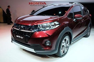 Honda WR-V mới vừa ra mắt, giá 338 triệu đồng