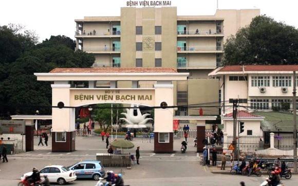 Bệnh viện Bạch Mai giải thể hàng loạt đơn vị dịch vụ