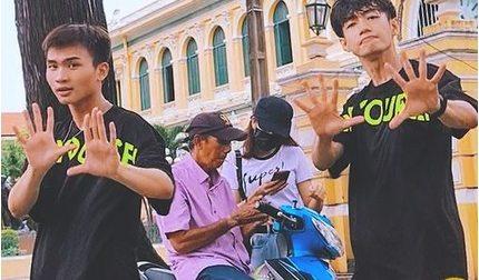 Vũ điệu bỏ thuốc của Quang Đăng gây sốt mạng xã hội