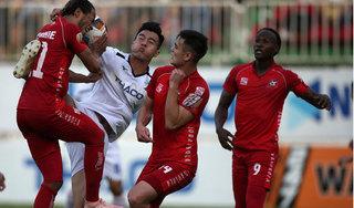 HLV Hải Phòng nói gì về trận thua bất ngờ trước Đồng Tháp?