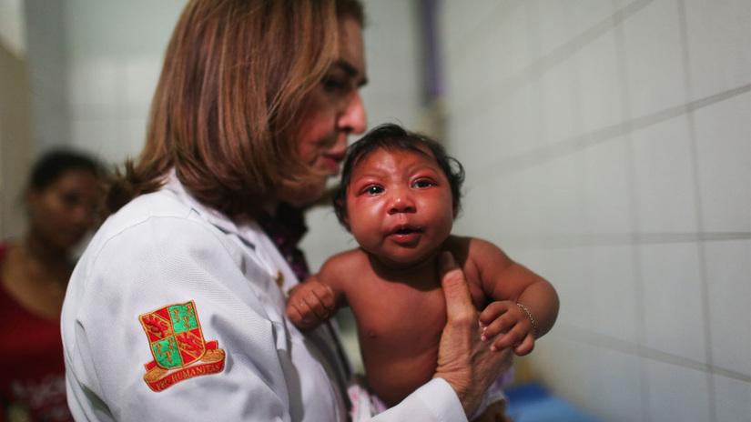 Đà Nẵng: Phát hiện trường hợp nhiễm virus gây bệnh đầu nhỏ