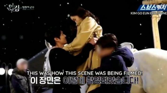 Lee Min Ho và Kim Go Eun khoe những khoảnh khắc 'tình bể bình' trên phim trường 'Quân vương bất diệt'