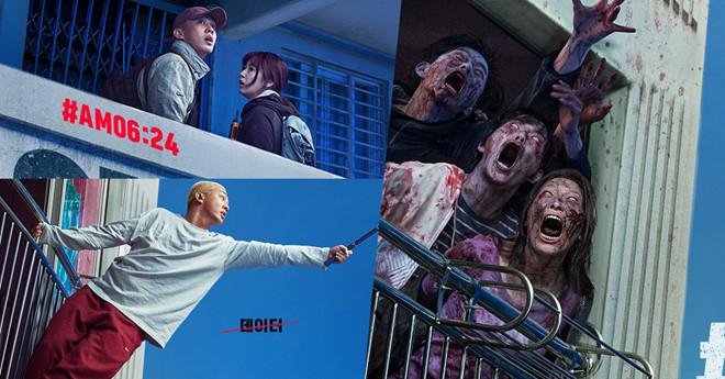 Căng thẳng, nghẹt thở với đại chiến zombie trong #ALIVE
