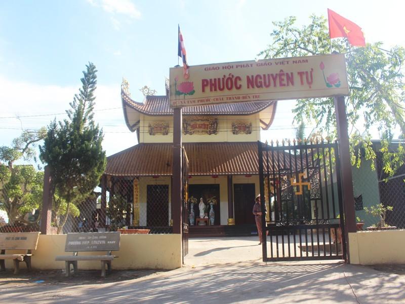 Nhà chùa bị trộm hơn 19 lượng vàng lúc sáng sớm