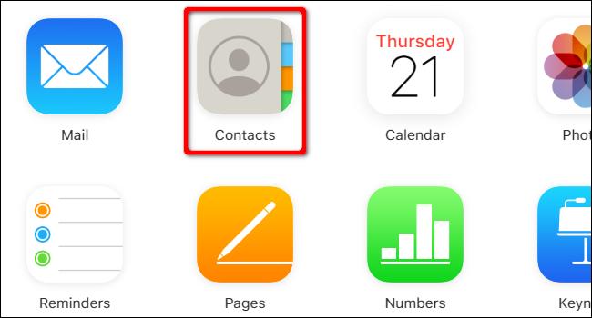 Cách xuất danh bạ từ iPhone sang Windows 10 nhanh nhất