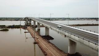 Ngày mai 28/5, Nam Định thông xe cầu Thịnh Long trị giá 1.100 tỷ