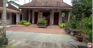 Cận cảnh ngôi nhà đơn sơ của danh hài Trường Giang ở Quảng Nam