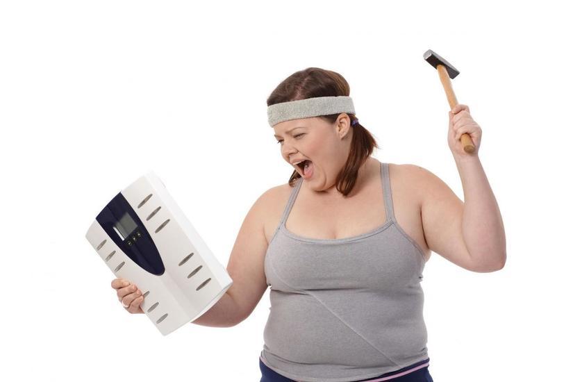 3 sai lầm khiến quá trình giảm cân của bạn kéo dài vô thời hạn