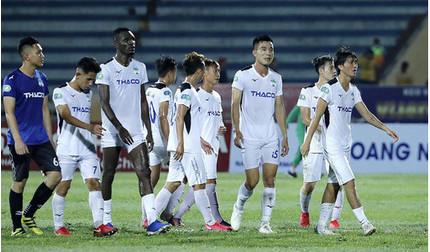 Văn Toàn nguy cơ phải làm khán giả ở trận làm khách Hà Nội FC