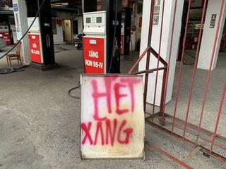 Lộ lý do nhiều cửa hàng xăng dầu đóng cửa bất thường